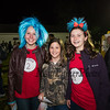 """Thing 1 and Thing 2"" at the 2nd Annual Hampton Halloween Fest co-sponsored by the Hampton PTA and Hampton's Parks and Recreation Department on Saturday 10-19-2019 @ Tuck Field, Hampton.  Matt Parker Photos"