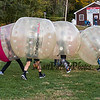 """""""Knockerball"""" was a popular event at the Third Annual Family Fun Day community event at Stratham Hill Park on Saturday, October 19, 2018.  [Matt Parker/Seacoastonline]"""