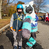 5th grader Brycen and Alice Dinsmore at Exeter's annual Halloween Parade on Saturday 10-26-2019 @ Swasey Parkway, Exeter NH.  Matt Parker Photos