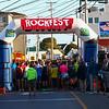 Start of the 12th Annual Smuttynose Rockfest Half Marathon & 5k road race on Sunday 10-6-2019 Hampton Beach NH.  Matt Parker Photos