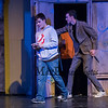 """The Winnacunnet High School Theatre presents their Fall production of """"Puffs"""" A Certain School of Magic and Magic, 1991 on Saturday 11-16-2019 @ WHS.  Matt Parker Photos"""