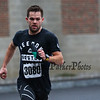 """18:21 Conor Cullinane        29 M  3080 Arlington MA takes 2nd place in the mens division, Fill The Pantry 5k, """"Tis The Season To Run for A Reason"""", benefit road race organized by the Seacoast Education Association, PTA and area schools on Saturday 12-14-2019 @ Hampton Academy, Hampton NH.  Matt Parker Photos"""
