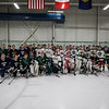 2019 NH Legends of Hockey Senior All-Star Classic, DIV III Team photo on Sunday 3-17-2018 @ The Rinks at Exeter.  Matt Parker Photos