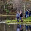 Fishermen line the banks of Batchelder pond at the 2019 37th Annual Hampton Fishing Derby sponsored by the Hampton Rec Department on Saturday 5-11-2018 @ Batchelder Pond, Hampton, NH.