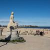 The Lady Marine Memorial at Hampton Beach on Saturday 5-18-2019.  Matt Parker Photos