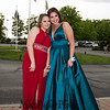 Exeter High School students take the spotlight during the Grand March for the 2019 Senior Prom held on Friday, May 31st at the Atkinson Country Club, Atkinson NH.  Matt Parker Photos