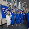 Winnacunnet High School Class of 2019 Graduation Ceremony on June 7, 2019, 6:00 PM @ WHS, Hampton, NH.  Matt Parker Photos