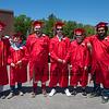 Wells High School Class of 2019 Graduation Ceremony on June 9, 2019, 1:00 PM, Warrior Field, Wells, ME.  [Matt Parker/Seacoastonline]