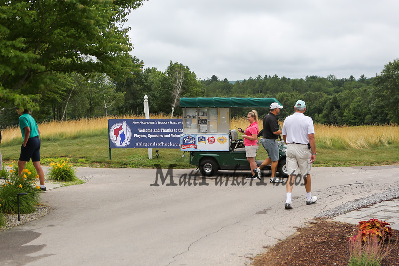 NH Legends of Hockey 14th Annual Golf Classic held at Stonebridge Country Club on Friday July 12, 2018, Goffstown, NH.  Matt Parker Photos