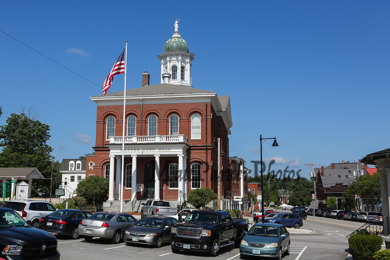 Exeter Town Hall, Annual 2019 American Independence Festival on Saturday 7-13-2019 @ Exeter, NH.  Matt Parker Photos