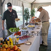 Lunch buffet at the Annual Michael Jon & Eric Ryan Rush Foundation for Children Golf Tournament on Monday 8-12-2019 @ Wentworth by the Sea Country Club.  Matt Parker Photos