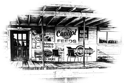 Feed Store...Dripping Springs, Texas...May 5, 2015