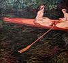 """Denver Art Museum – Monet """"The Canoe on the Epte"""""""