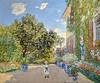 "Denver Art Museum – Monet ""The Artist's House at Argenteuil"""