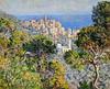 "Denver Art Museum – Monet ""View of Bordighera"""
