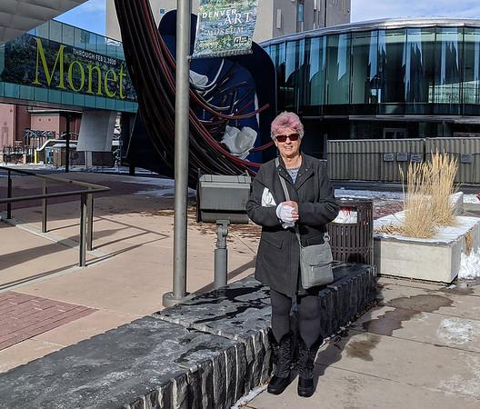 Denver Art Museum – Monet, Suzanne