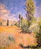 "Denver Art Museum – Monet ""Landscape in Ile Saint-Martin"""