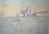 """Denver Art Museum – Monet """"The Church of San Giorgio Maggiore, Venice"""""""