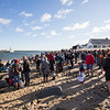 """Chuckys Fight, 2020 Freezin' For A Reason annual New Years Day plunge to """"knock-out"""" substance abuse on Wednesday 1-1-2020 @ Hampton Beach.  Matt Parker Photos"""