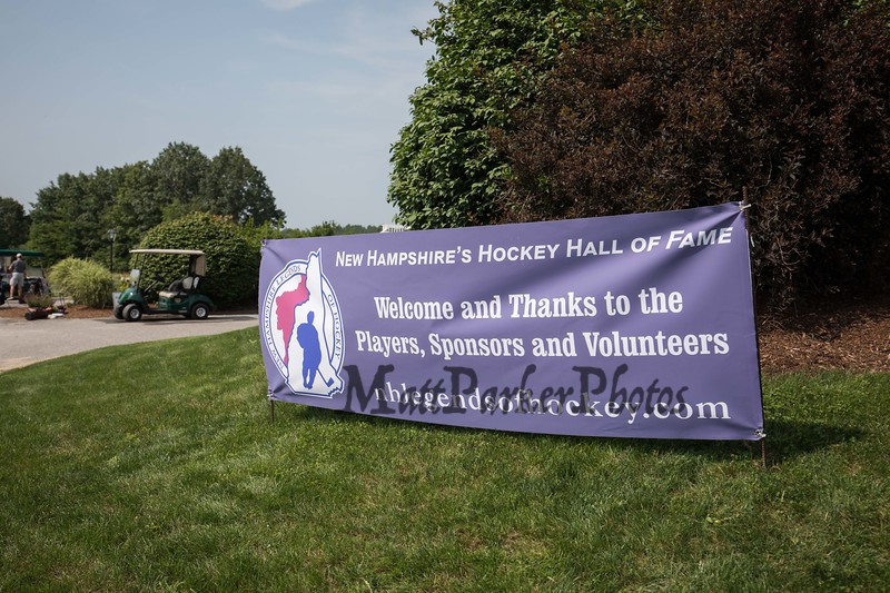 NH Legends of Hockey Annual Golf Classic held at Stonebridge Country Club on Friday July 16, 2021, Goffstown, NH.  Matt Parker Photos