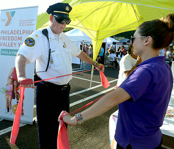 Abington's Pre-National Night Out