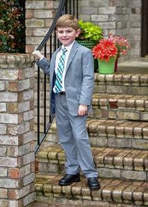 Aidan's First Communion