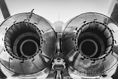 F-18 Rear End