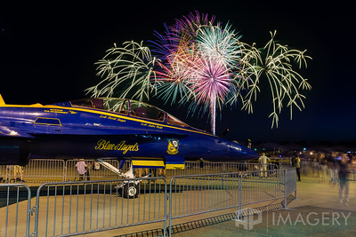 2018 Air Show - Fireworks