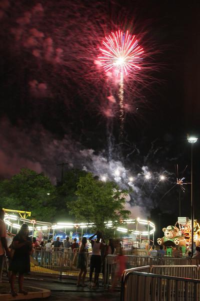 Ambler Kiwanis Fireworks