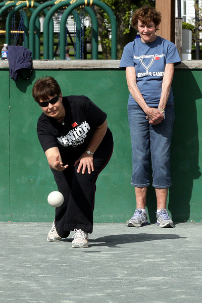 Bocce at Plymouth Community Center
