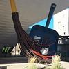 The Denver Art Museum - Dust Pan