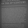 The Splendors of the 18th Century