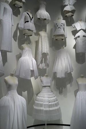 """Toiles"" - mock-ups in plain cotton muslin"
