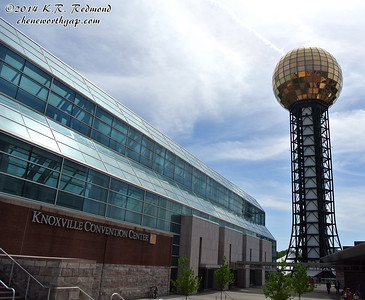 Convention Center and Sunsphere