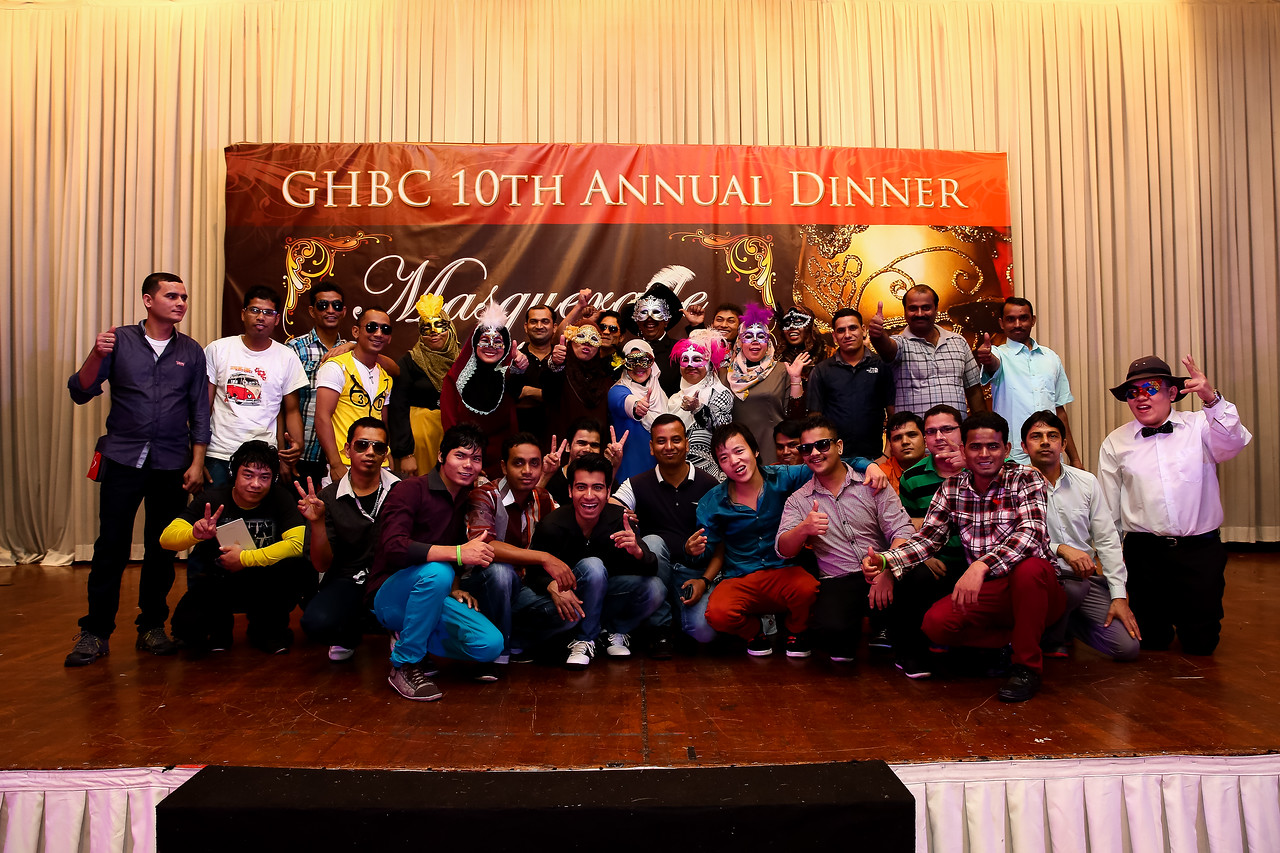 GIANT ANNUAL DINNER 2014