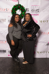 Glam Monstarz 2017 Christmas Party