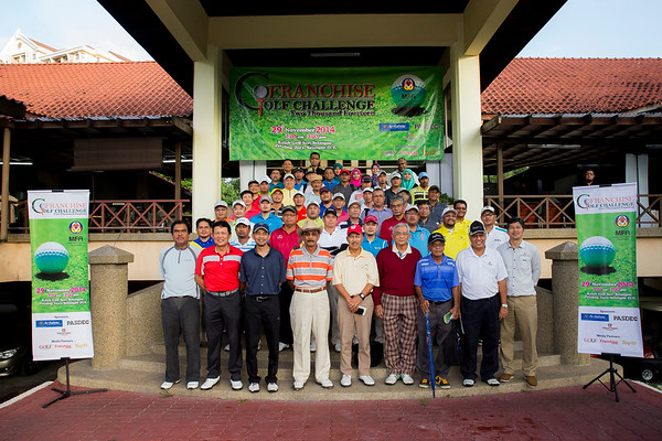 MALAYSIA FRANCHISE ASSOCIATION GOLF CHALLENGE