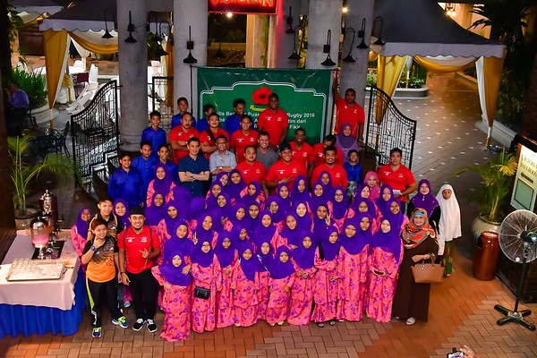 MALAYSIA RUGBY UNION  IFTAR 2016