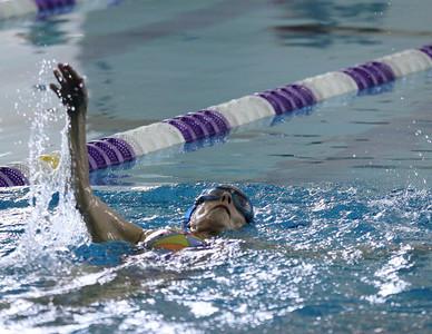 Montco Senior Games Swimming