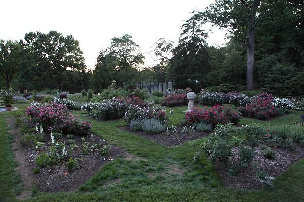 Morris Arboretum hosts Moonlight & Roses Gala
