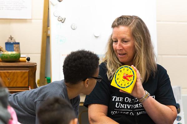 North Avondale Montessori - Ms. Nico's Sherri 2018