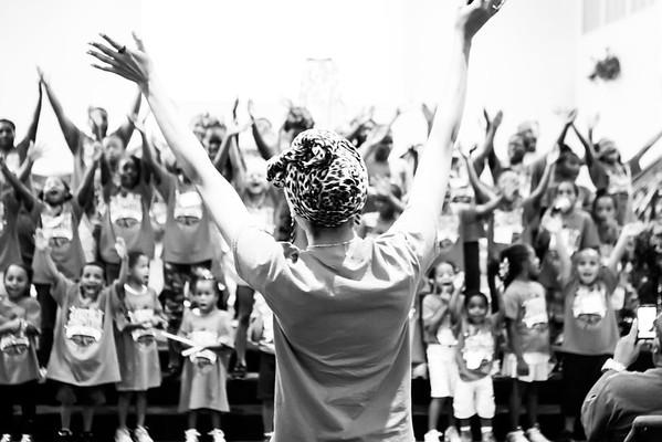 Oasis Church School - 6/27/14