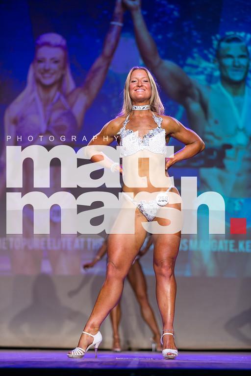 Ladies Fitness Model Tall
