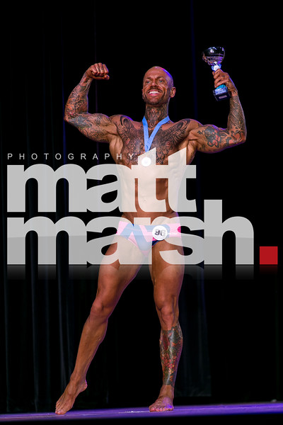 Male Fitness Model Over 35