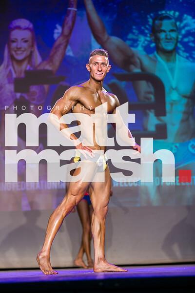 Male Fitness Model Pro