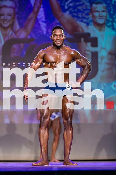 Mens Fitness Model Over 75kg