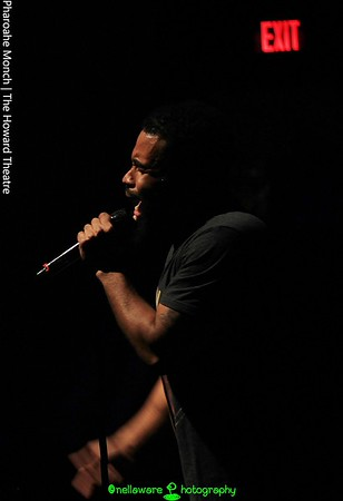 PHAROAHE MONCH at #TheHowardTheatre 2015