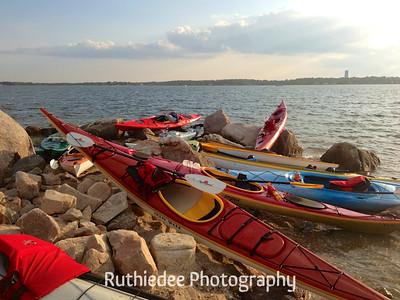 Penn Kayaking 2013