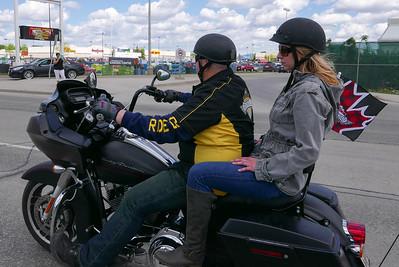 2017 Motorcycle Ride For Dad Manitoba