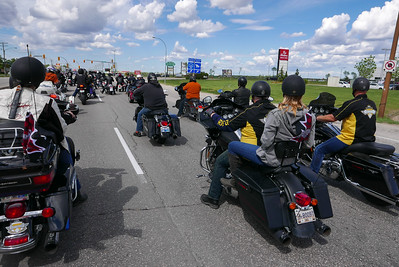 2017 Motorcycle Ride For Dad Manitoba